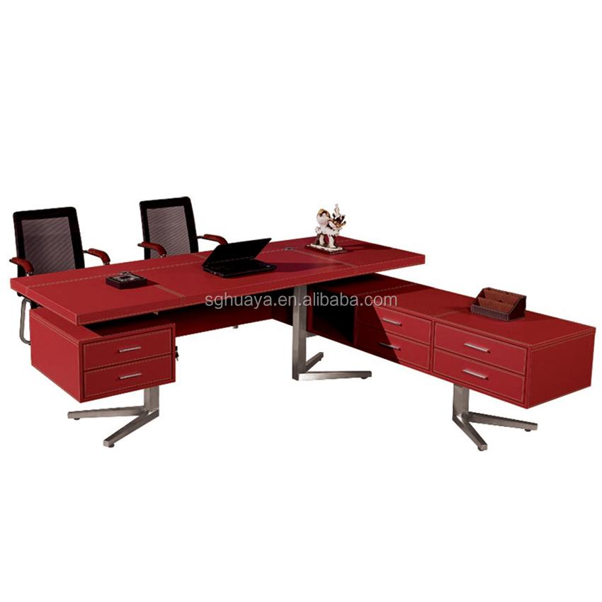 2014 China Hersteller Heißer Verkauf Büromöbel Aus Holz Schreibtisch ...