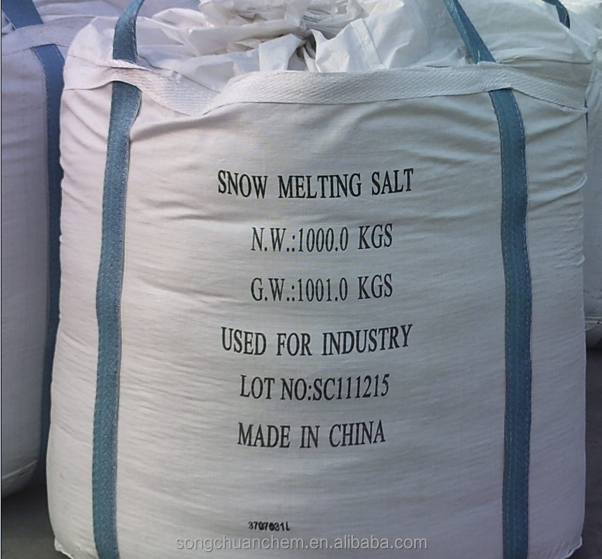 bulk road salt from big manufacturer