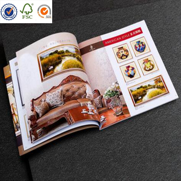 Thick hard cover book printing /4C printing hard cover books/ factory printing hardcover children' books