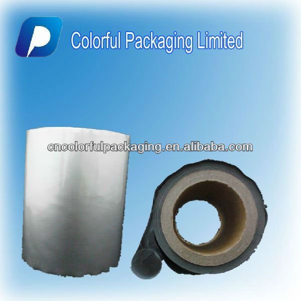 aluminum foil packaging roll film/coffee bag packaging roll film/plastic bags roll film