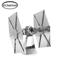 Star war R2 D2 model hot selling 3D DIY Metal building model for adult and kids