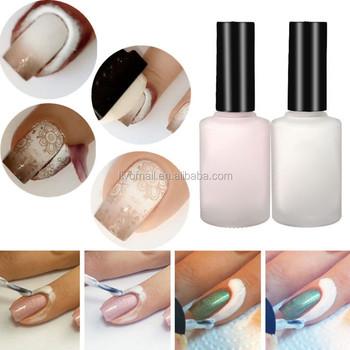 Peel Off Nail Edge Glue Liquid Nail Tape Buy Liquid Nail Tape Nail Edge Glue Peel Off Nail Glue Product On Alibaba Com