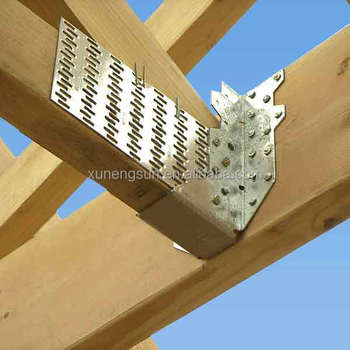 Brackets Joist Steel Roof Truss Nail Plate Angle Bracket