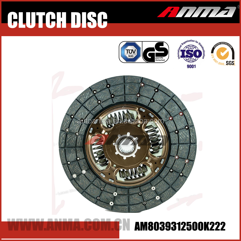 Auto clutch disc plate replacement fits japanese car