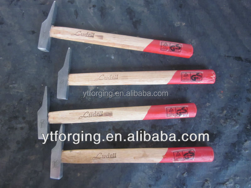 "JOINER""s hammer with bleaching handle"