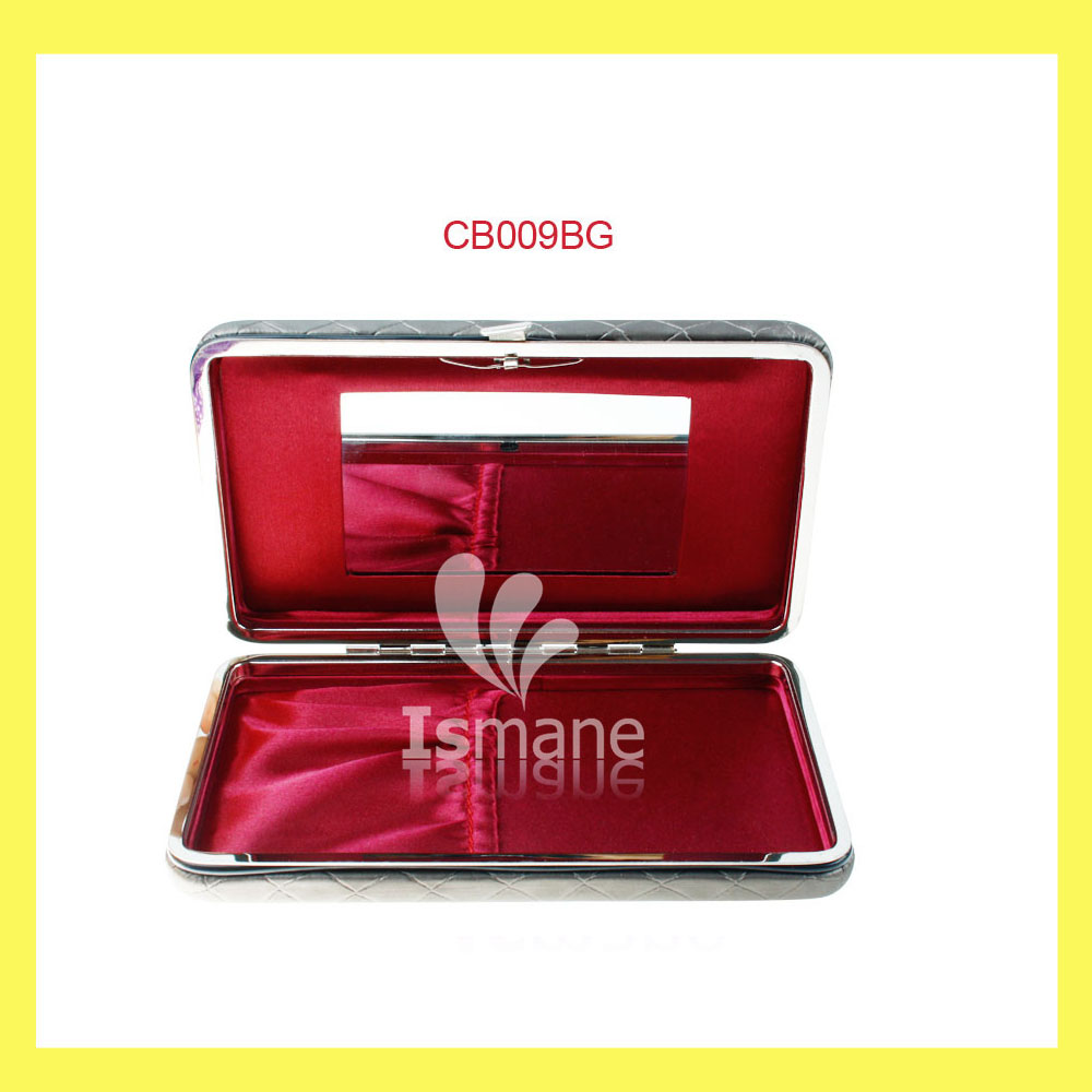 China supplier wholesale customized fashion eco-friendly hard cosmetics case makeup case