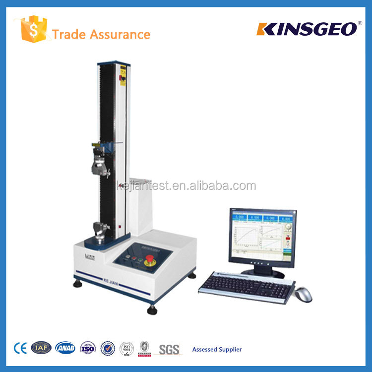 Electromechanical extensometer tensile testing machine latest products in market