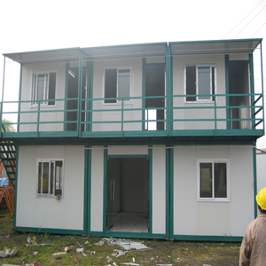 portable prefab container house for villa office home