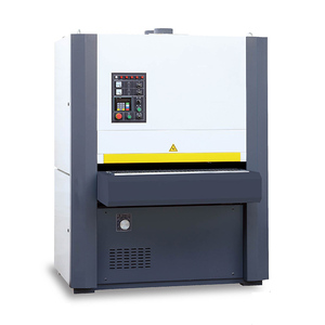 Metal Processing Industry High Precision Automatic Sanding Machine For Stainless Steel