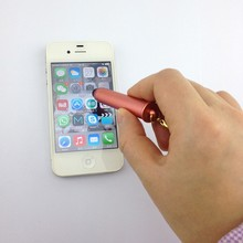 new Aluminum Alloy smart pen bluetooth Capacitive pen for iphone ipad smartphone wireless shutter