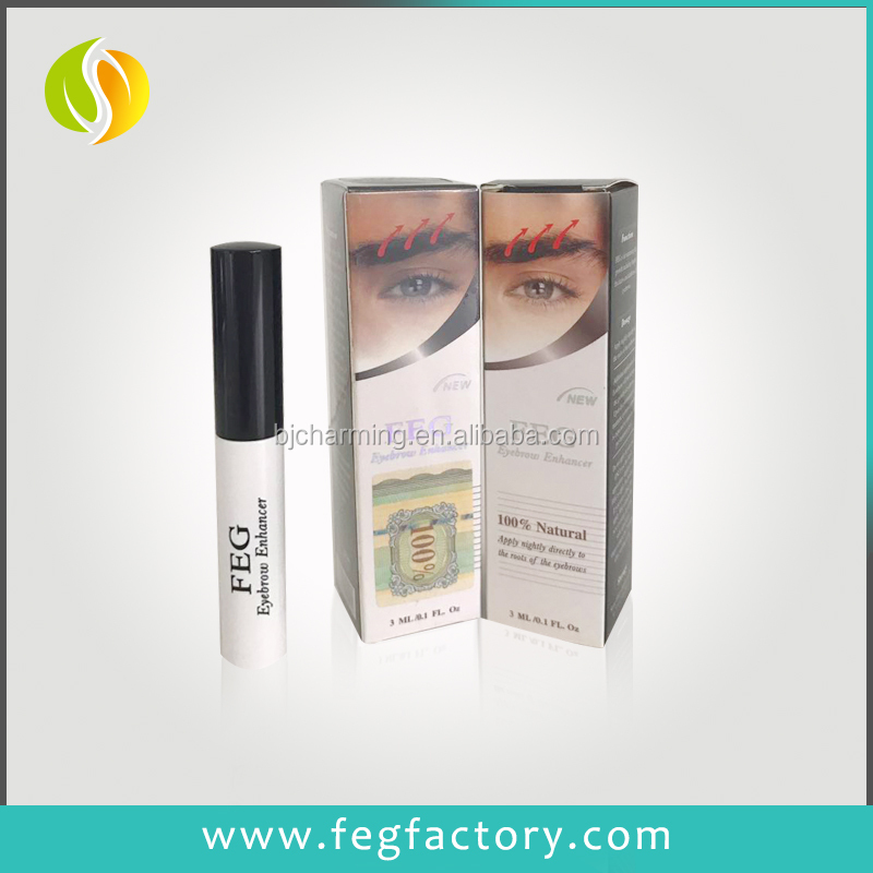 Worldwide Distributors Wanted Natural 3ml FEG Eyebrow Enhancer