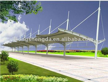 Galvanized Square Tube Steel Structure Canopies/tent/ Carports New!!! - Buy  Carport/shelter,3x3 Folding Tent Canopy,Emergency Tube Tent Product on