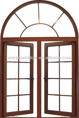 Arched window frame images galleries for Single window design