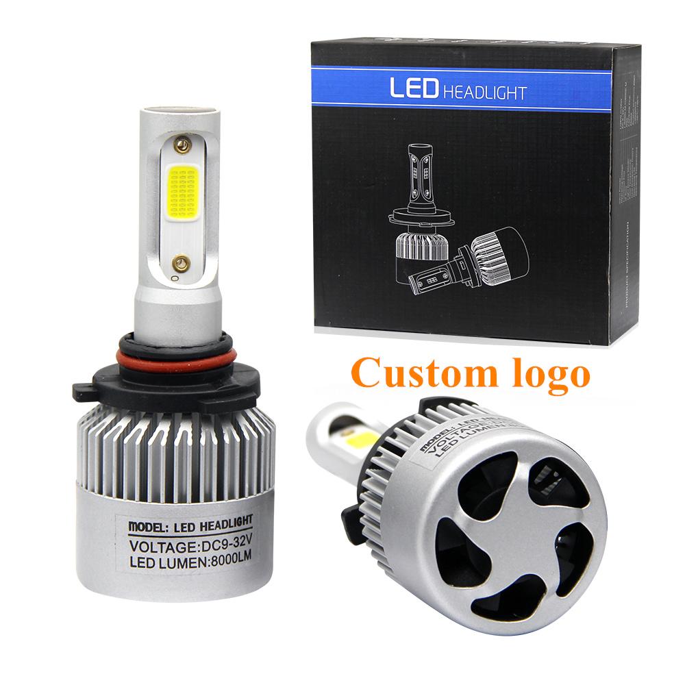 Led Auto Lights >> Auto Lighting System S2 Led H7 Head Lights 16000lm H4 Car Led Headlight Buy Led Car Headlight Car Head Lights Led Headlight For Car Product On