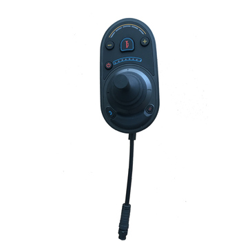 24v electric wheelchair remote controller for wheelchair GPS/Real-time call/SOS/APP