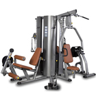New Commercial Multi Station Gym 4-Station Gym Fitness Equipment