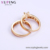 15603 xuping elegant set ring Fashion Wedding Ring Design  with 18K Gold Plated