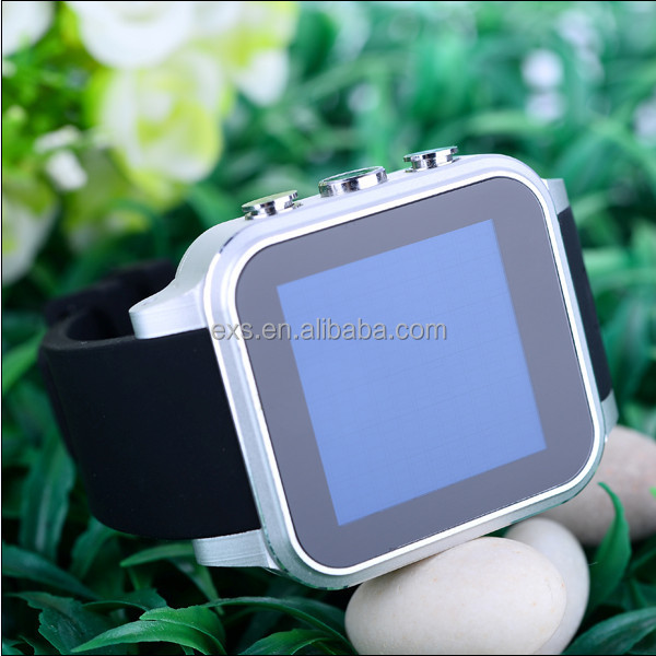 2015 CES fair android camera wrist watch 512M 4G flash made in China
