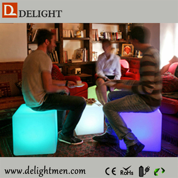 Awesome 3D Led Cube Kids Cube Chair Led Chairs Lounge Cube Buy Led Chairs Lounge Cube Led Cubes Saloon Bar Chairs Led Modern Cube Furniture Product On Machost Co Dining Chair Design Ideas Machostcouk