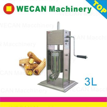 Auto churros maker machine for churro