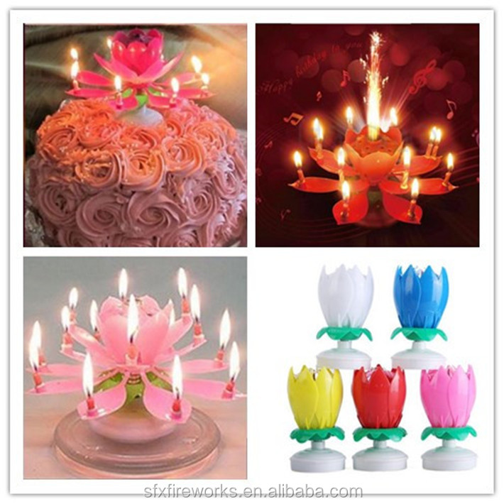 Fireworks Birthday Candle Fireworks Birthday Candle Suppliers and