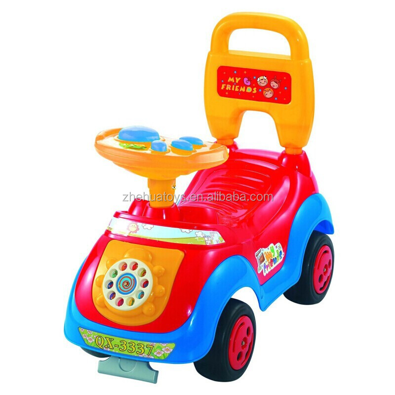 cheap kids plastic car toys baby slide carsmall ride on toy cars for babies