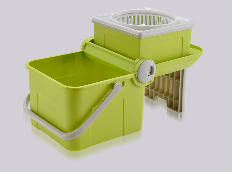 Online Shopping Mop Folding Bucket Magic Spin Mop