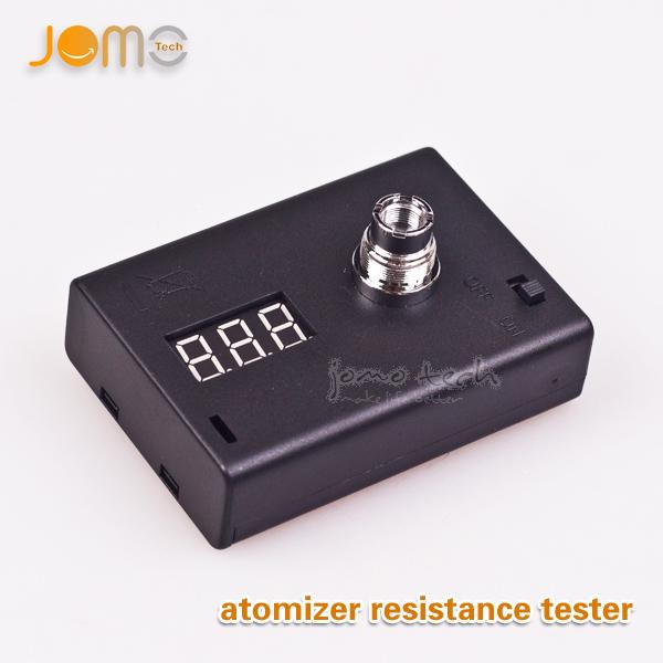 E Cig Tester : E cigarette atomizer resistance new voltmeter