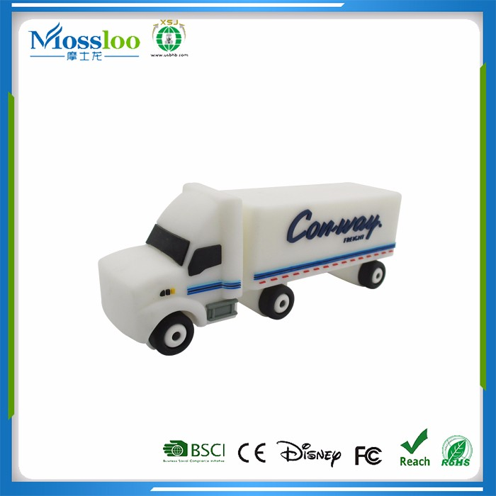 Strict QC Supplier Truck Shape Mini USB Power Bank