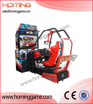 2014 Outrun Racing Game/arcade Car Games For Sale/game Machine ...