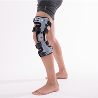 Adjustable OA Knee Brace Hinged Knee Brace One Size