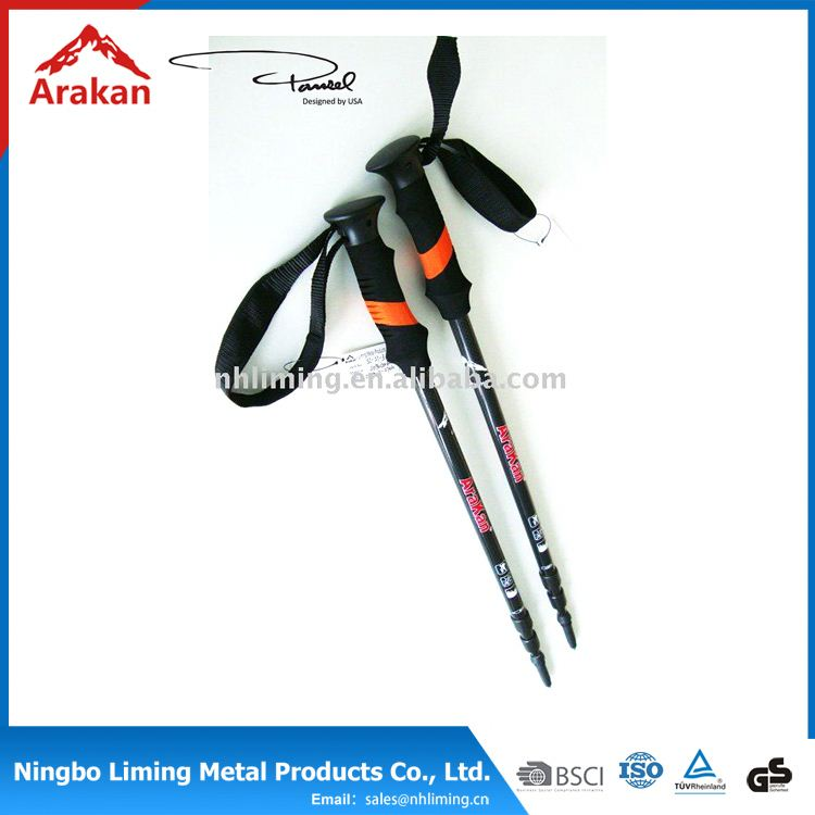 On-time delivery factory supply travel foldable walking stick