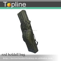 cheap wholesale 3 layer army fishing rod holdall bag made in china