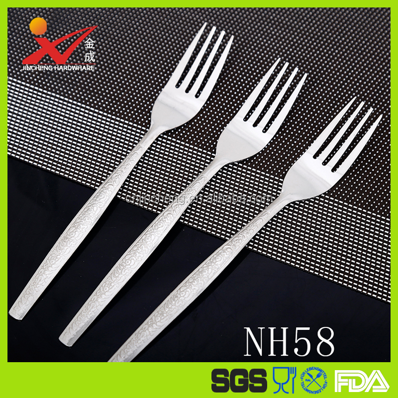 Hot selling Aesthetic stainless steel fork the fork cattle Made in China