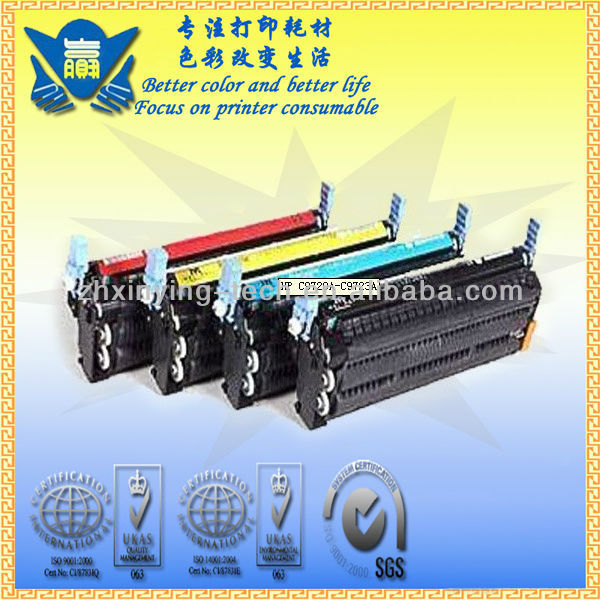 Compatible Color Toner Cartridge C9720A, 9721A, 9722A, 9723A