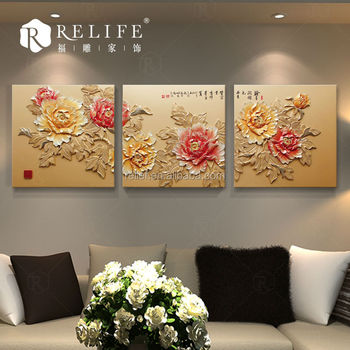 Handmade Wooden Wall Art Canvas Flower Design Of The Painting Stencils On Walls Buy Painting Stencils On Walls Flower Painting Designs For
