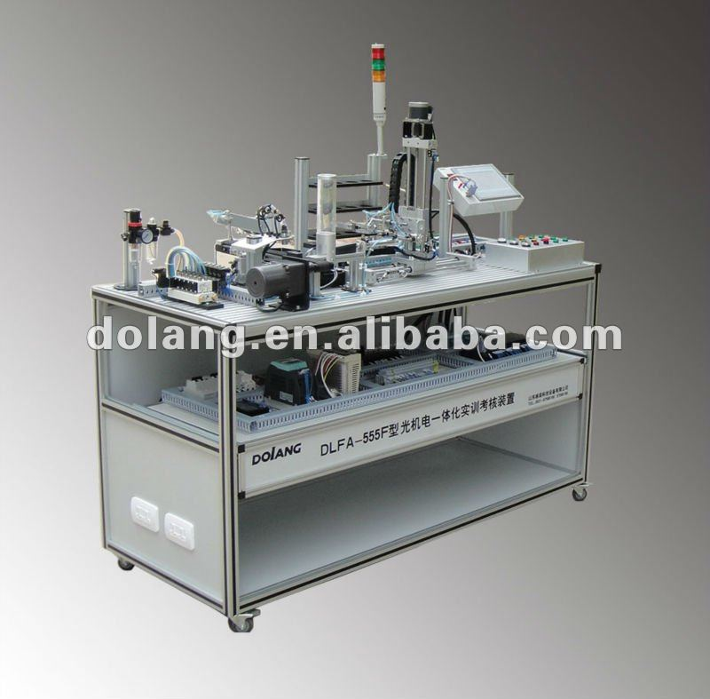 Mechatronics Equipment For Technical schools Educational Teaching Laboratory Trainer
