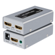 Local EQ 35m 50m 60m IR 1080P hdmi extender via cat5ex1