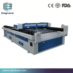 High performance 1300*2500mm laser cutting machine for sale
