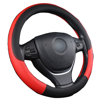 Widely Used Grid 36-40 Cm Steering Wheel Cover