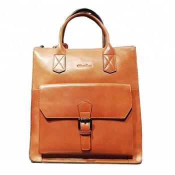 002f1e48e451 First Layer Leather Briefcase Business Men's Shoulder Beauty Bag Messenger  Bag Vertical - Buy Briefcase,Leather Briefcase,Beauty Bag Product on ...