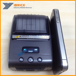 Portable min printers for barcode