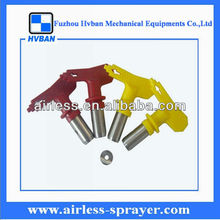 Reversible Airless Spray Tip