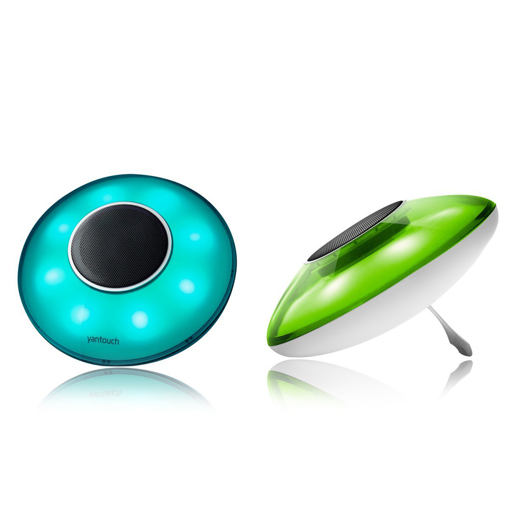 Kids' Friendly Sleep Aid Lighting, Morning Soft Alarm, Built-in Long Hour Battery, Portable Mini Bedroom Stereo System