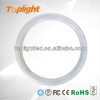 Frosted 22W 375mm Led Circle Ring Light 6500k Cool white