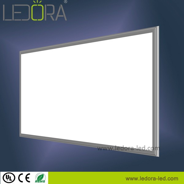 High brightness 36w 48w 50w 72w led panel light 600 x 1200