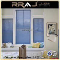 Electric Exterior Aluminium Horizontal Curtain Blinds with Components