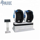 9D VR Platform with virtual reality glasses EPARK Augmented Reality cinema
