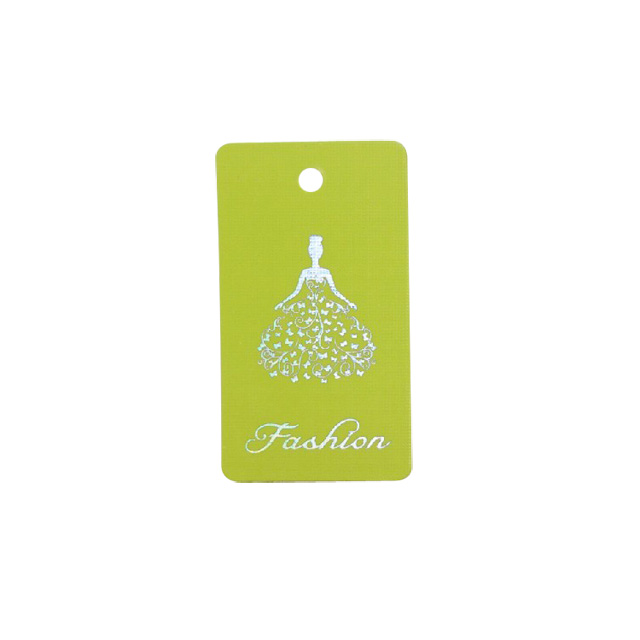 Beauty fancy luxury designer hangtags for clothing