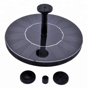 Solar Air Circulating Suspended Water Column Oxygenator Pond Pump for Fish Mini Solar Water Pump